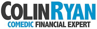 Comedic Financial Speaker Colin Ryan Logo