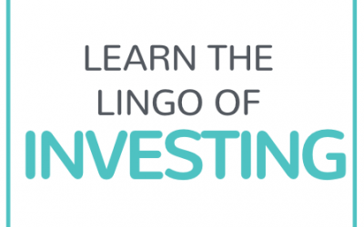 Learn the Lingo of Investing